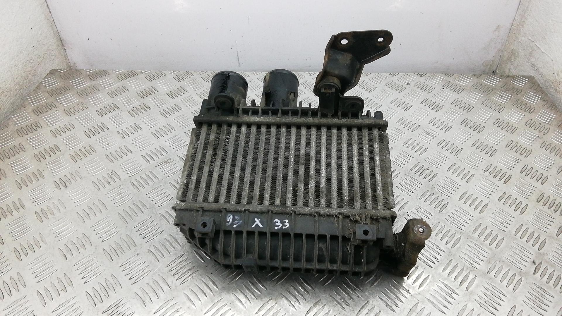 Радиатор интеркуллера, TOYOTA, AVENSIS T25, 2004