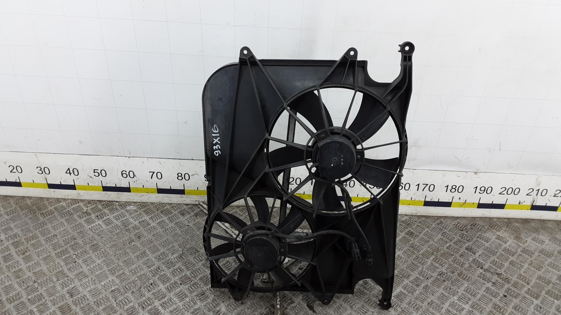 Вентилятор радиатора, OPEL, ANTARA, 2007