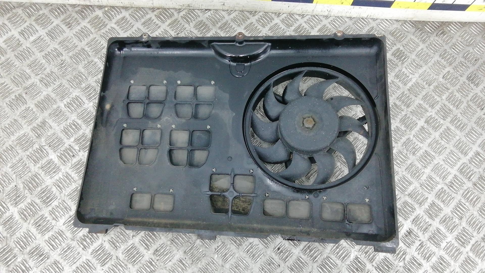 Вентилятор радиатора, AUDI, 100 C4, 1991