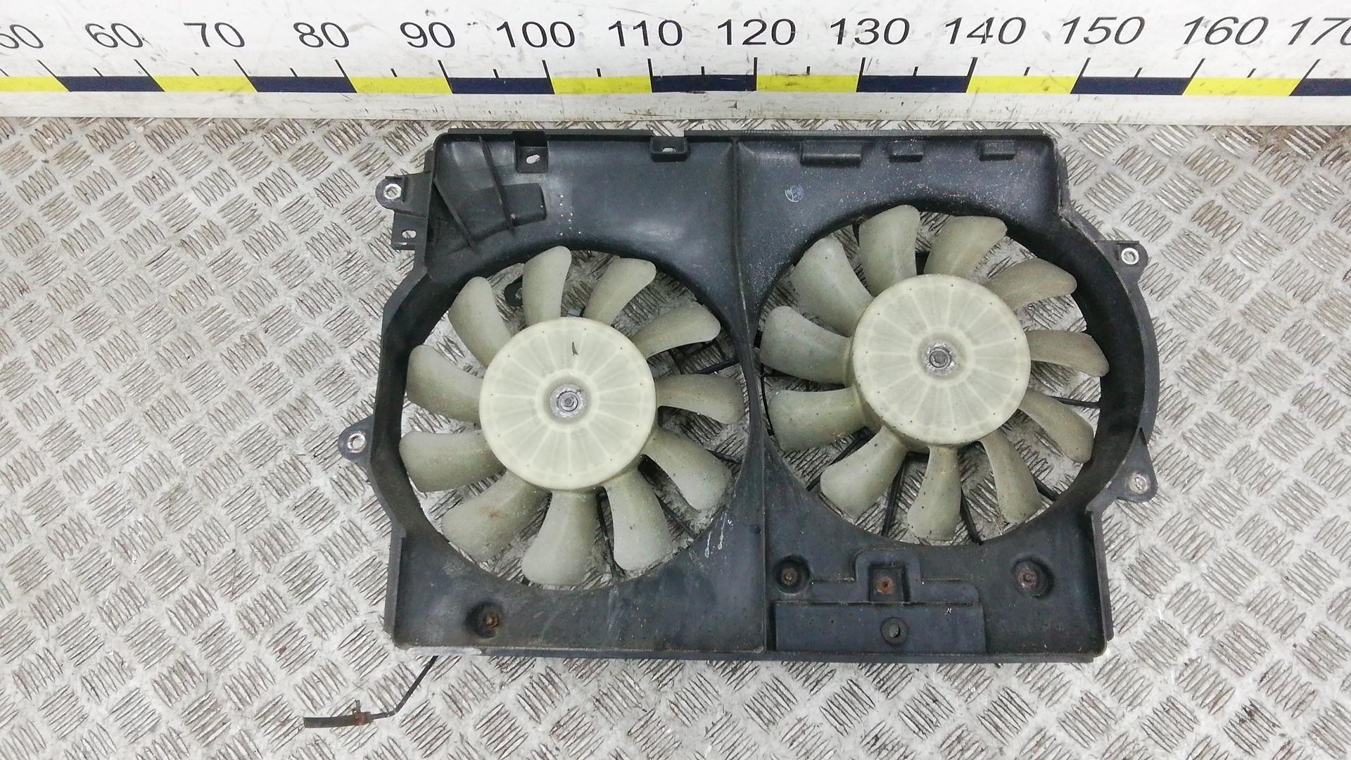Вентилятор радиатора, LEXUS, IS 2, 2007