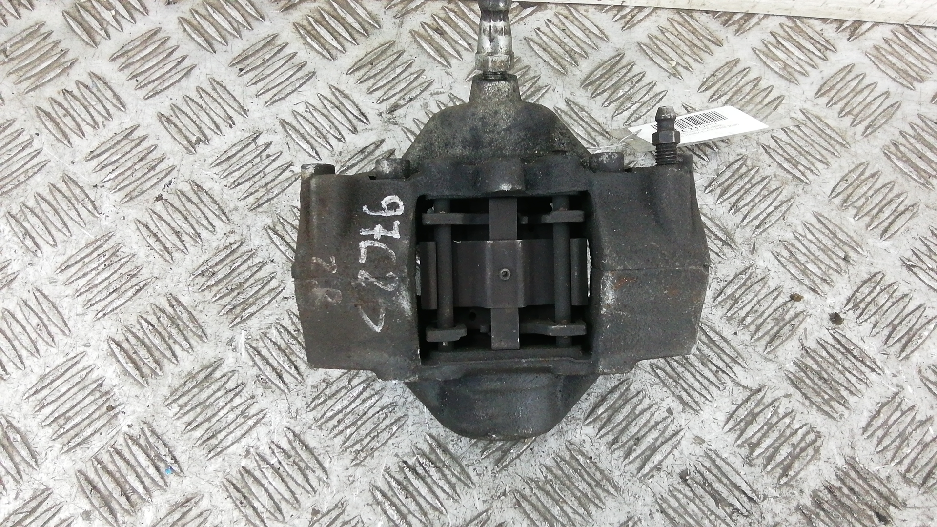 Суппорт тормозной задний правый, MERCEDES BENZ, E-CLASS W210, 2000