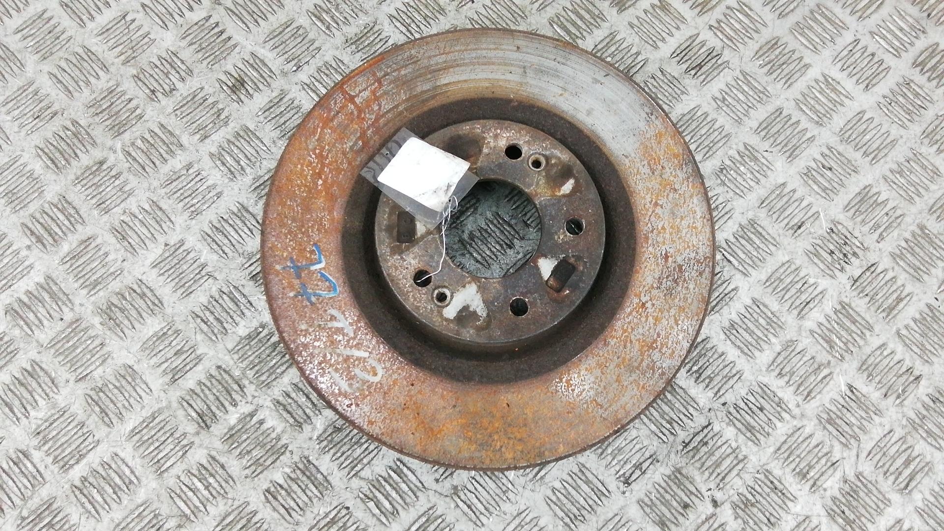 Диск тормозной передний, HYUNDAI, SANTA FE 2, 2006