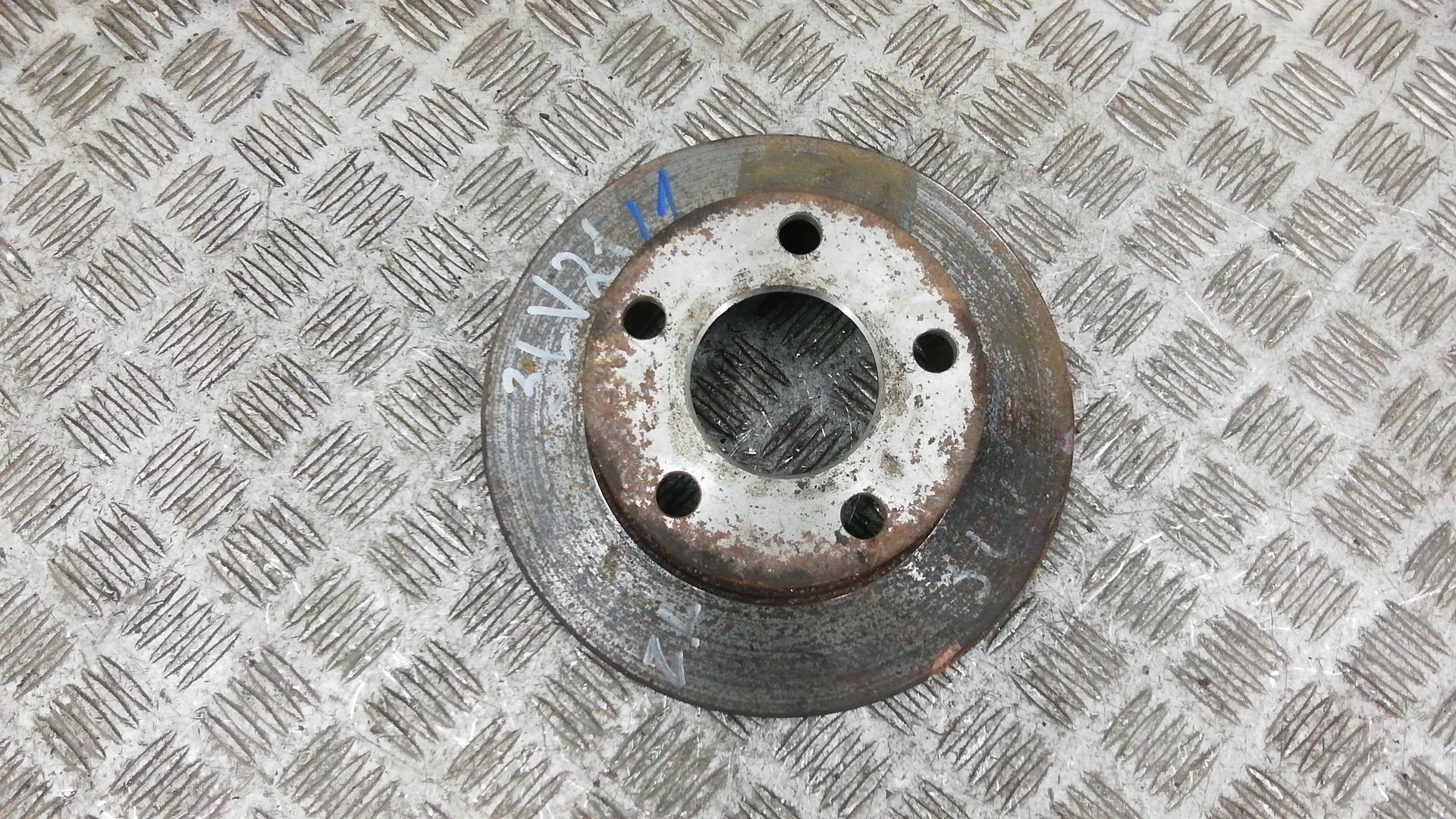 Диск тормозной задний, AUDI, 100 C4, 1991