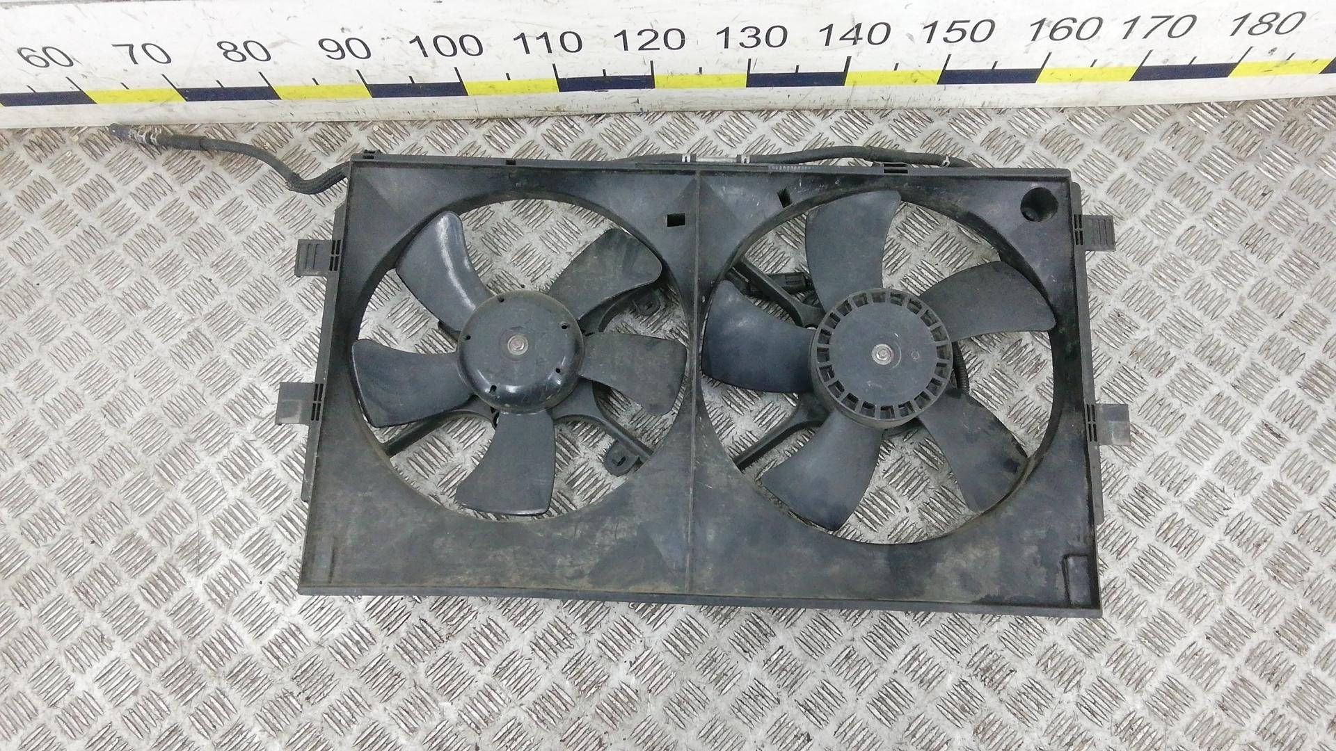 Вентилятор радиатора, PEUGEOT, 4007, 2007