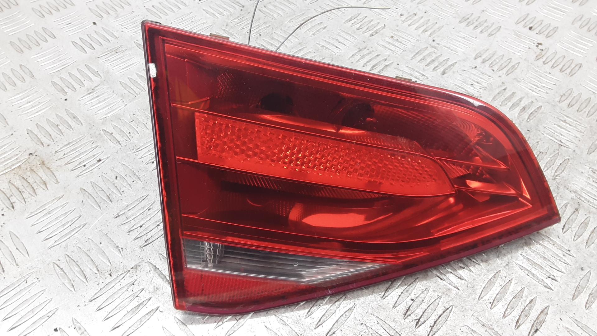 Фонарь левый крышки багажника, AUDI, A4 B8, 2008