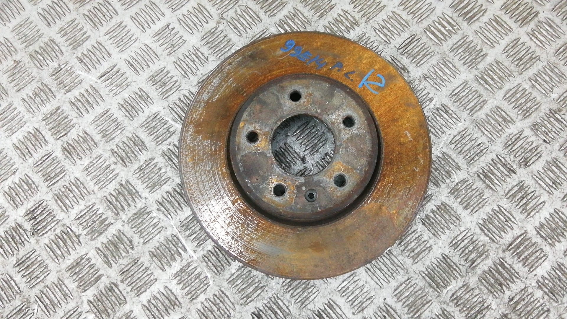 Диск тормозной передний, CHEVROLET, CAPTIVA 1, 2009