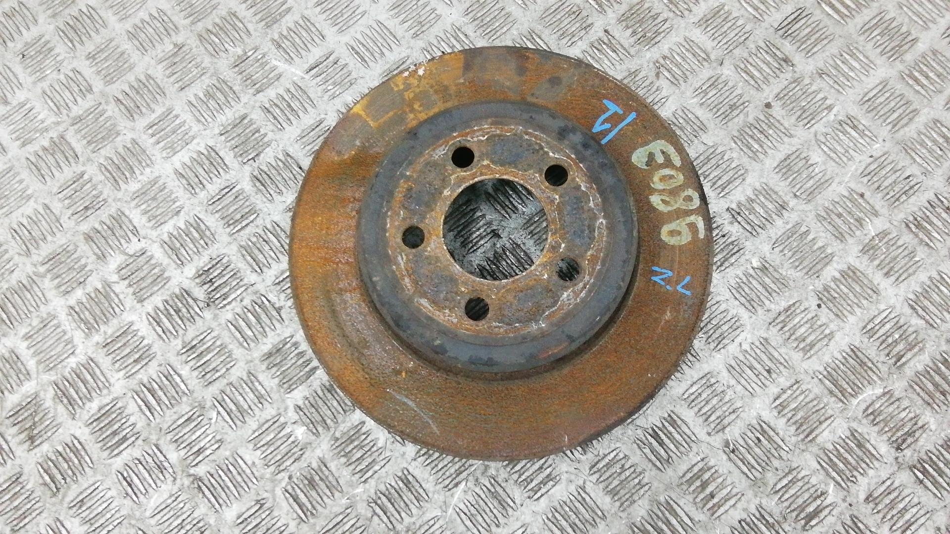 Диск тормозной задний, CHRYSLER, 300C 1, 2008