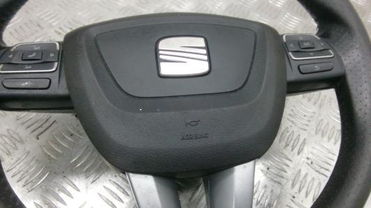 Рулевое колесо, SEAT, LEON 2, 2009