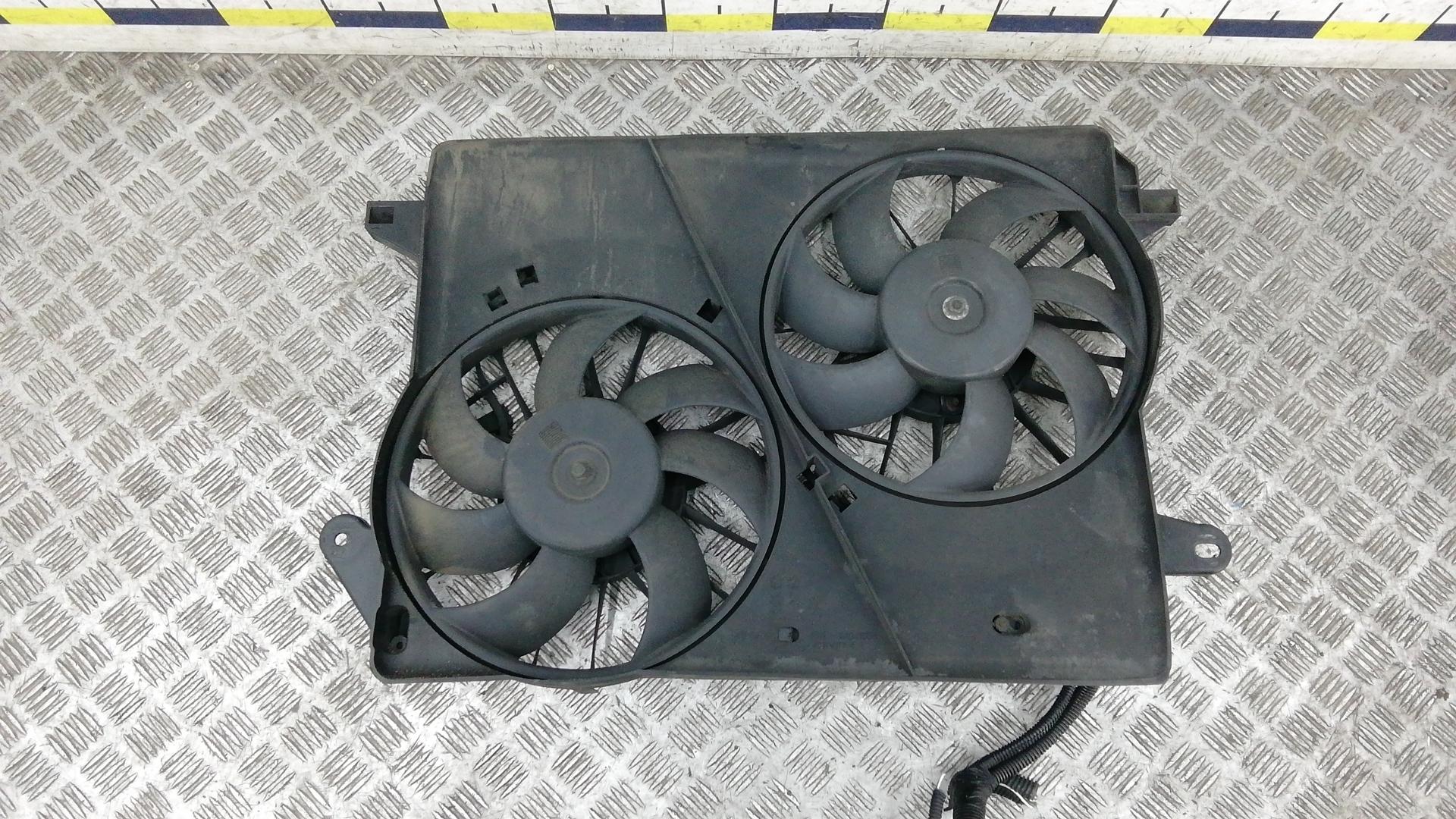 Вентилятор радиатора, CHRYSLER, 300C 1, 2007