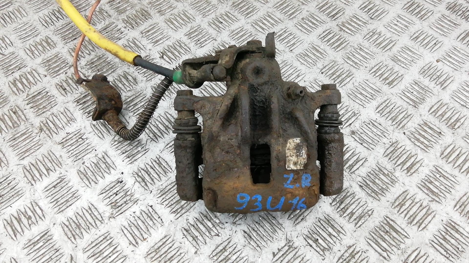 Суппорт тормозной задний правый, OPEL, VIVARO, 2004