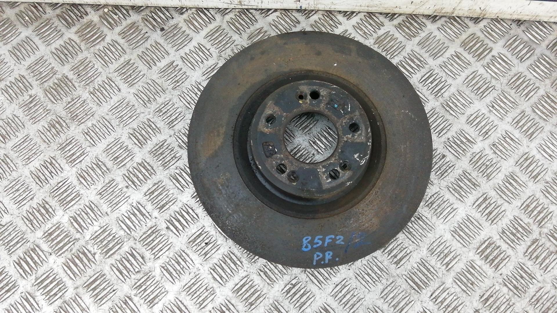 Диск тормозной передний, HYUNDAI, GENESIS, 2013