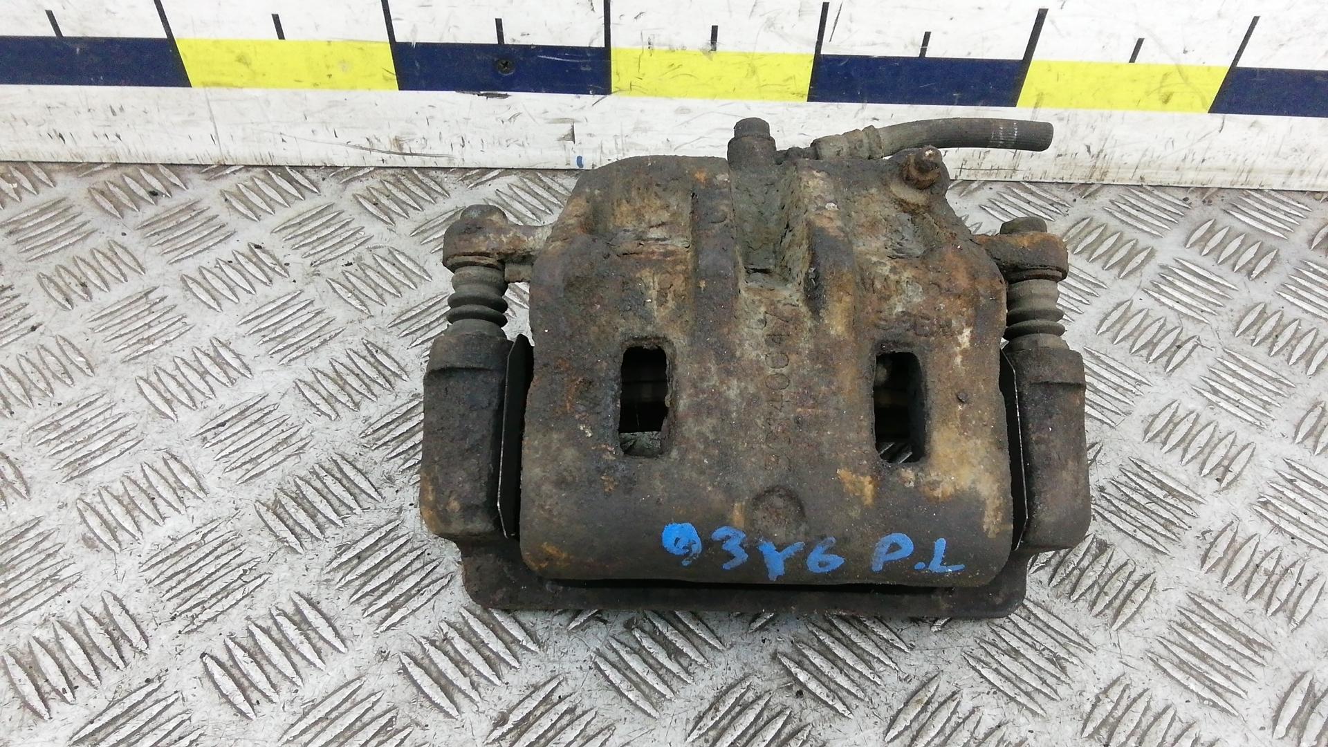 Суппорт тормозной передний левый, HYUNDAI, SANTA FE 1, 2003