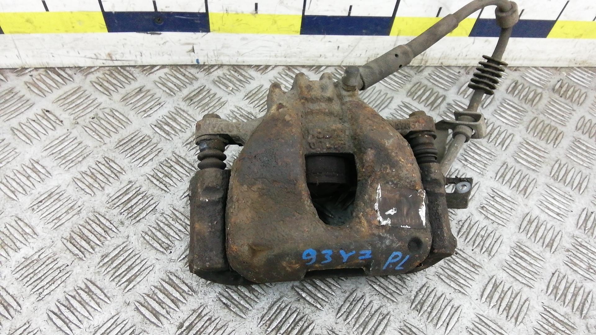 Суппорт тормозной передний левый, PEUGEOT, 308 1, 2010