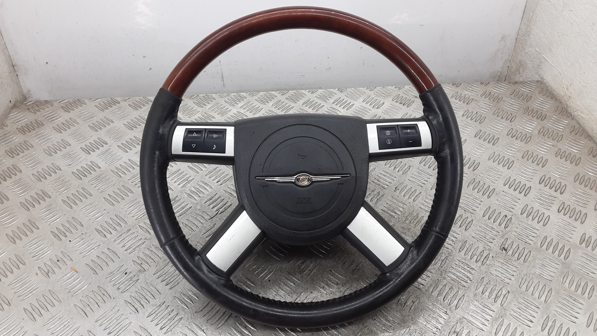Рулевое колесо, CHRYSLER, 300C 1, 2007