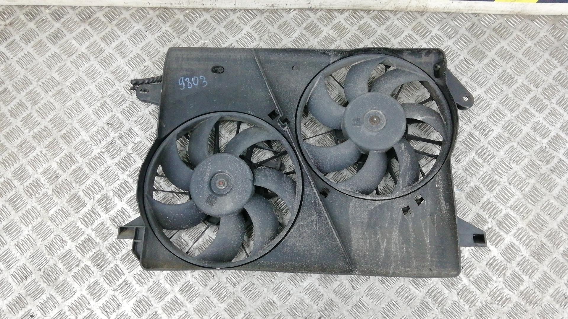 Вентилятор радиатора, CHRYSLER, 300C 1, 2008