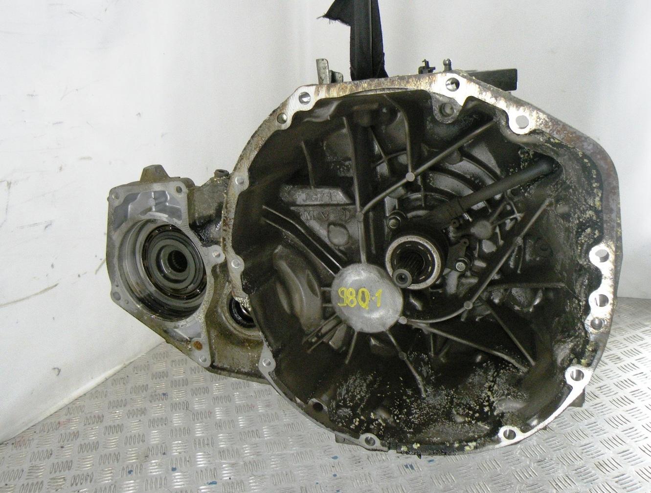 КПП 6ст., NISSAN, X-TRAIL T31, 2008