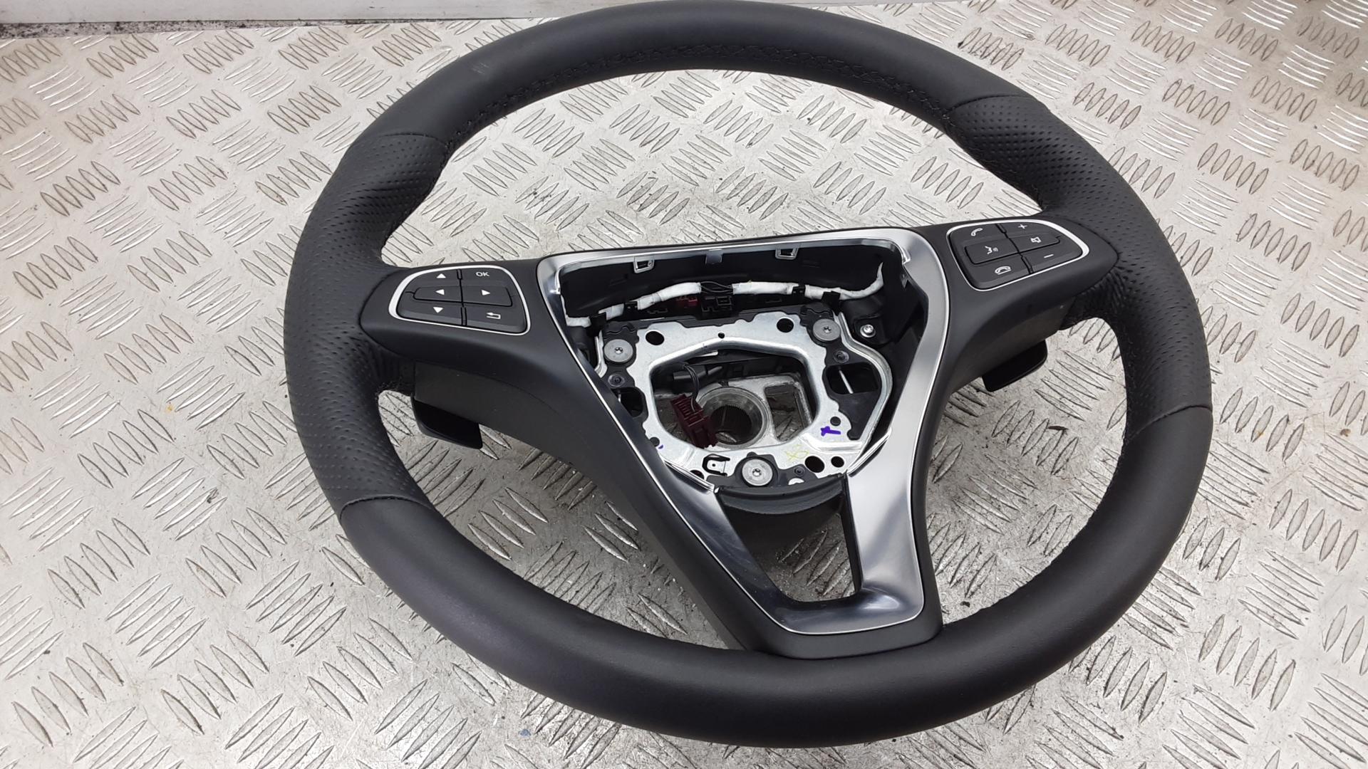 Рулевое колесо, MERCEDES BENZ, GLE W166, 2015