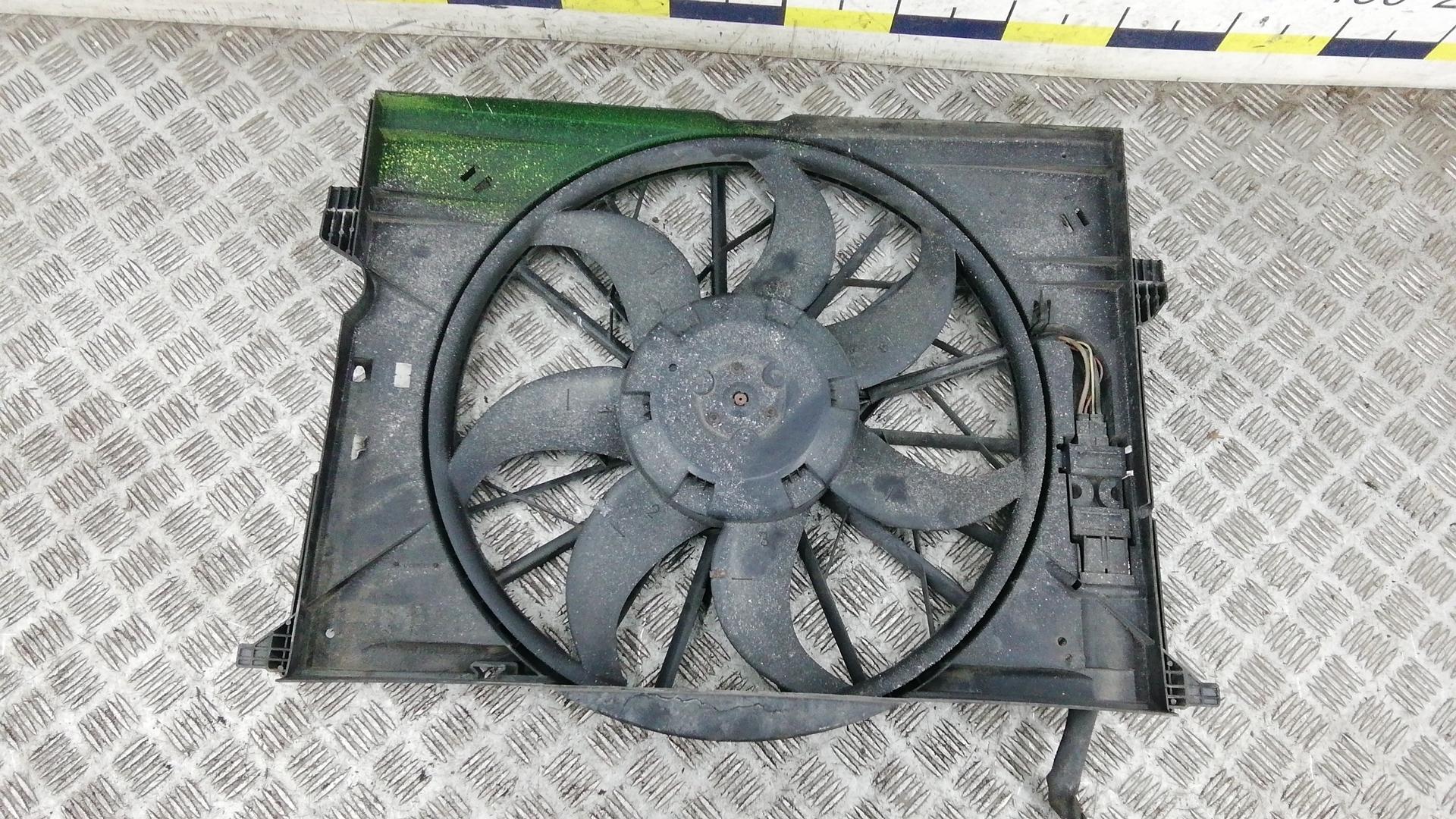 Вентилятор радиатора, MERCEDES BENZ, CLS C219, 2005