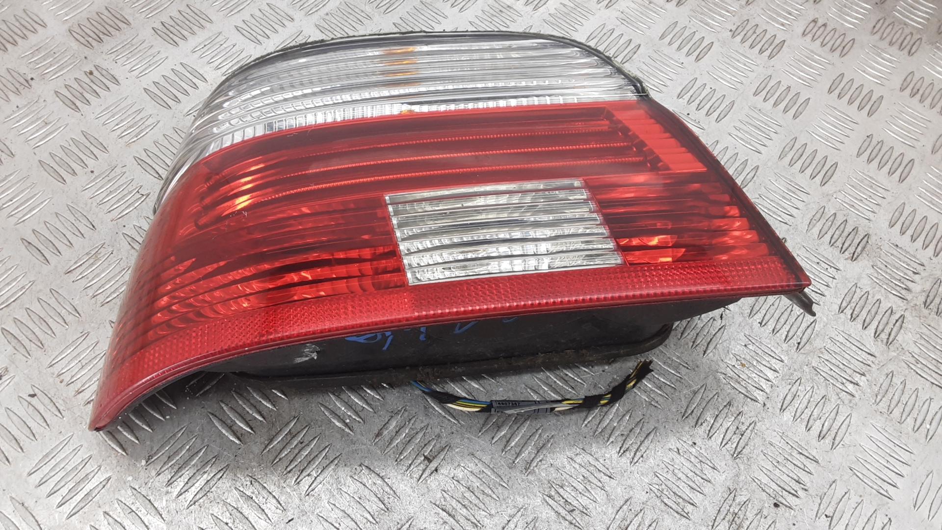 Фонарь задний левый, BMW, 5 E39, 2003