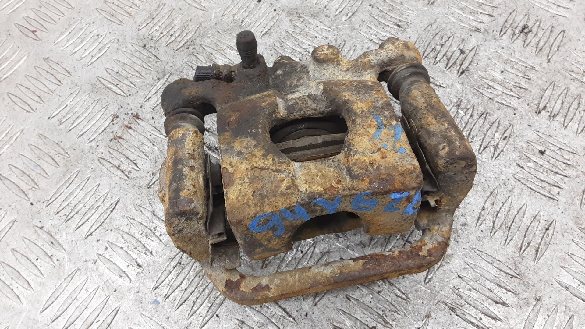Суппорт тормозной задний левый, NISSAN, QASHQAI J10, 2008