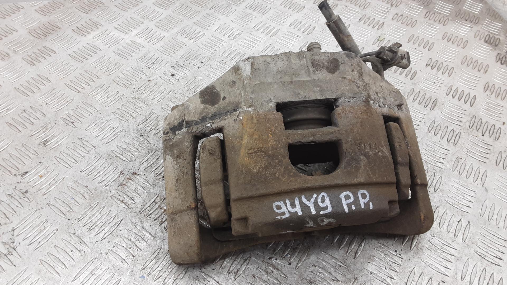 Суппорт тормозной передний правый, AUDI, A8 D3, 2007