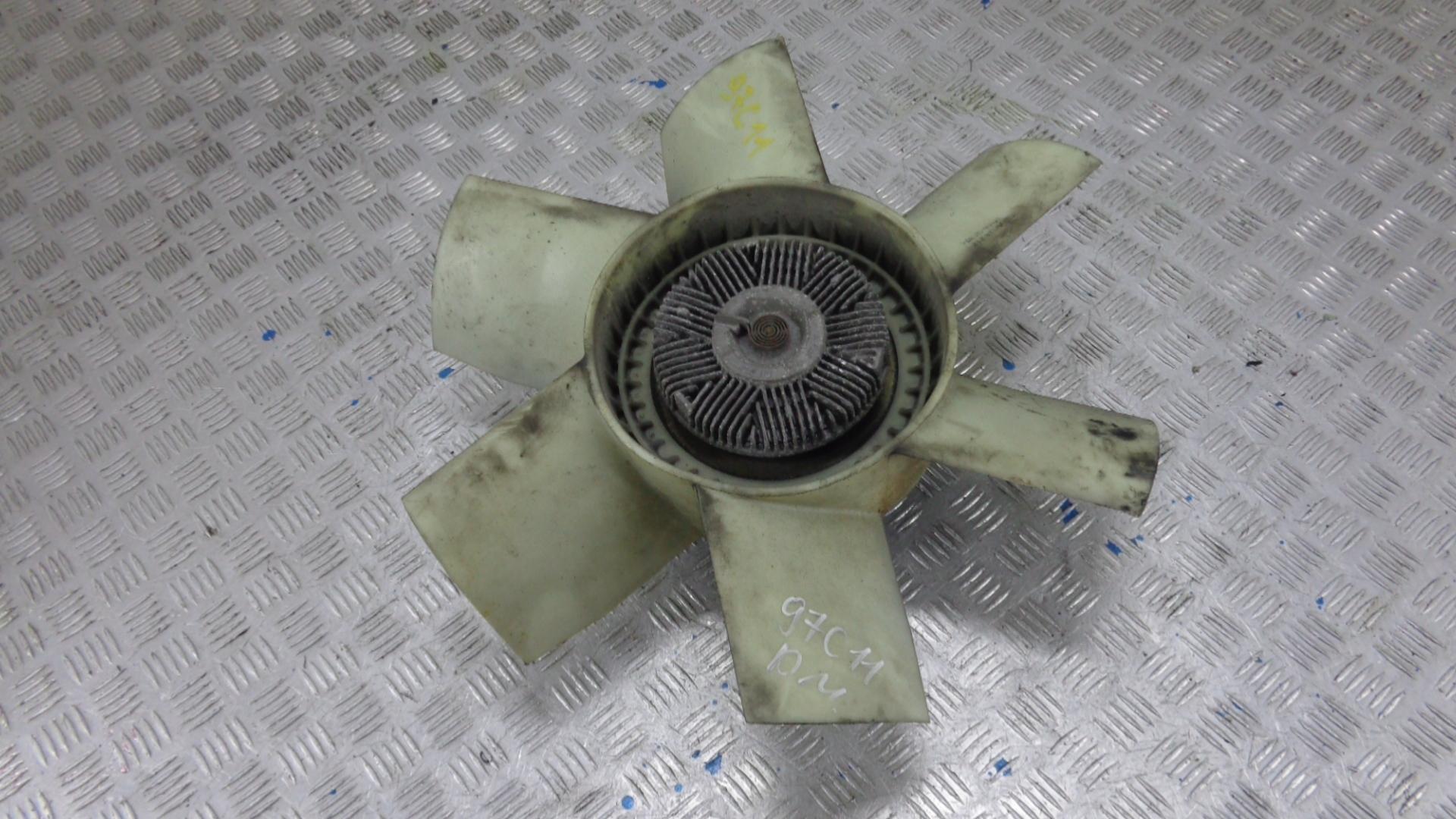 Вискомуфта дизельная, DAF, LF 45 1, 2006