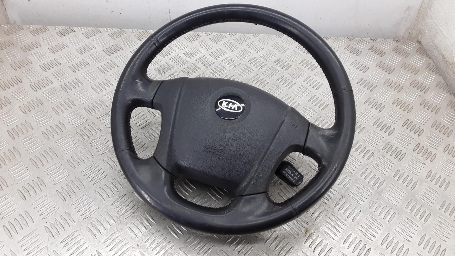 Рулевое колесо, KIA, SPORTAGE 2, 2005