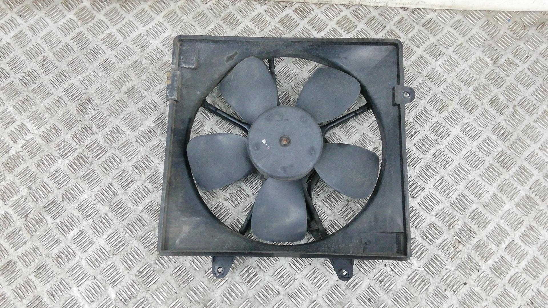 Вентилятор радиатора, KIA, CARNIVAL 1, 2005