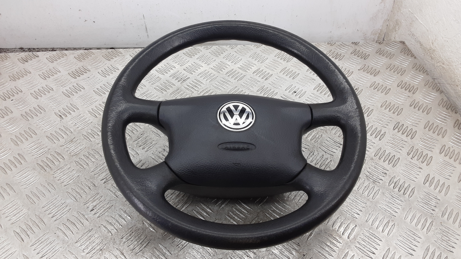 Рулевое колесо, VOLKSWAGEN, PASSAT B5, 2001