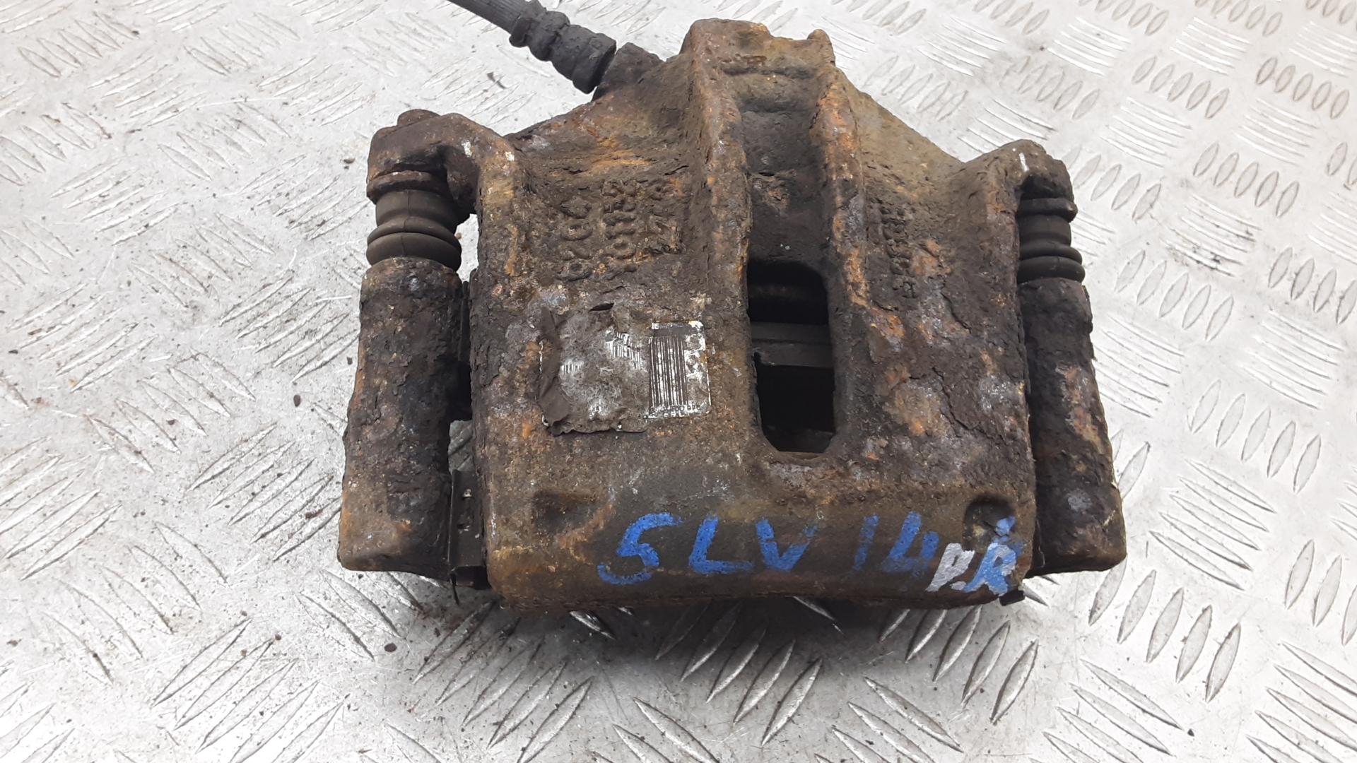 Суппорт тормозной передний правый, CITROEN, C3 2, 2010
