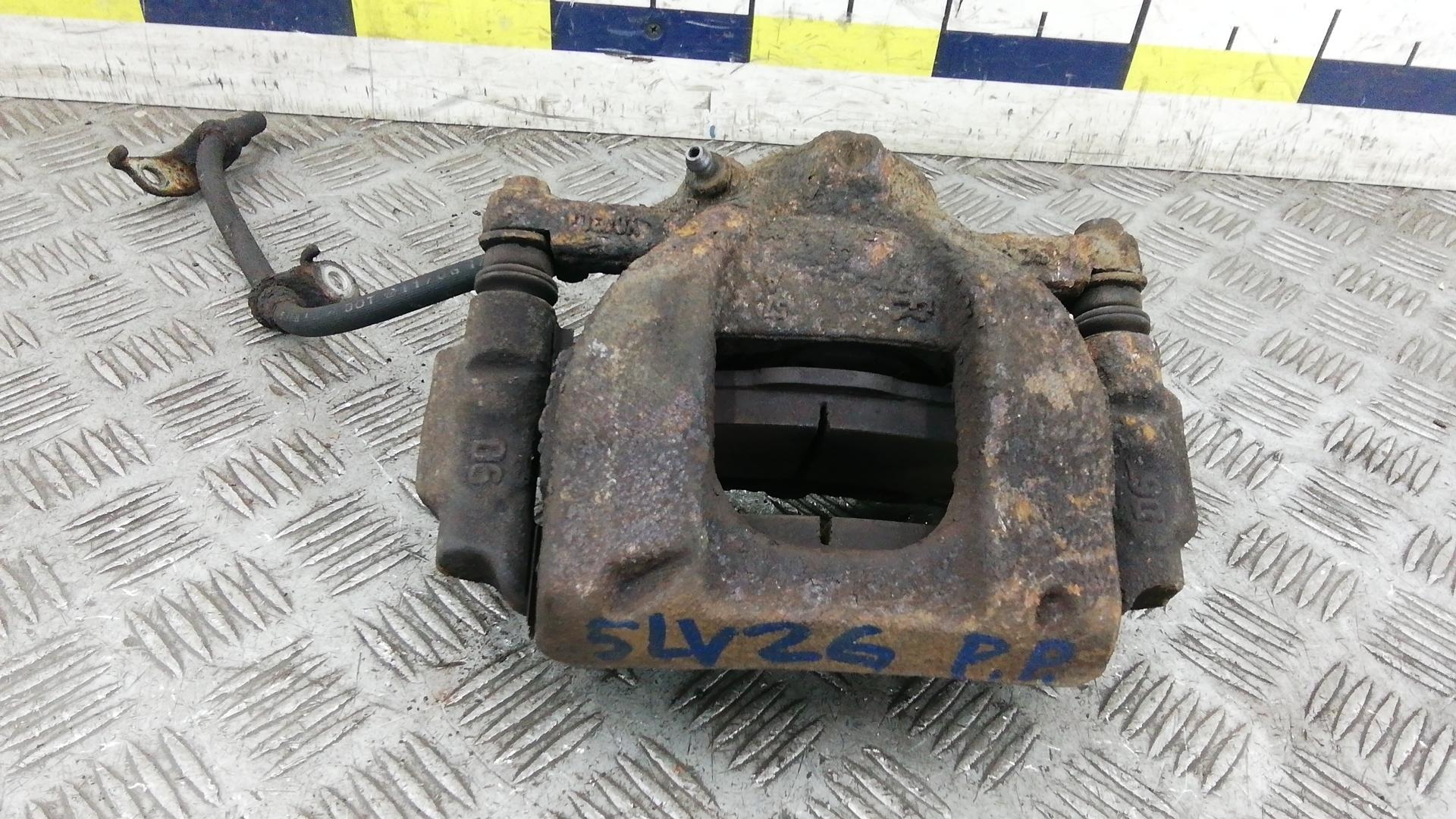 Суппорт тормозной передний правый, TOYOTA, AURIS E150, 2006
