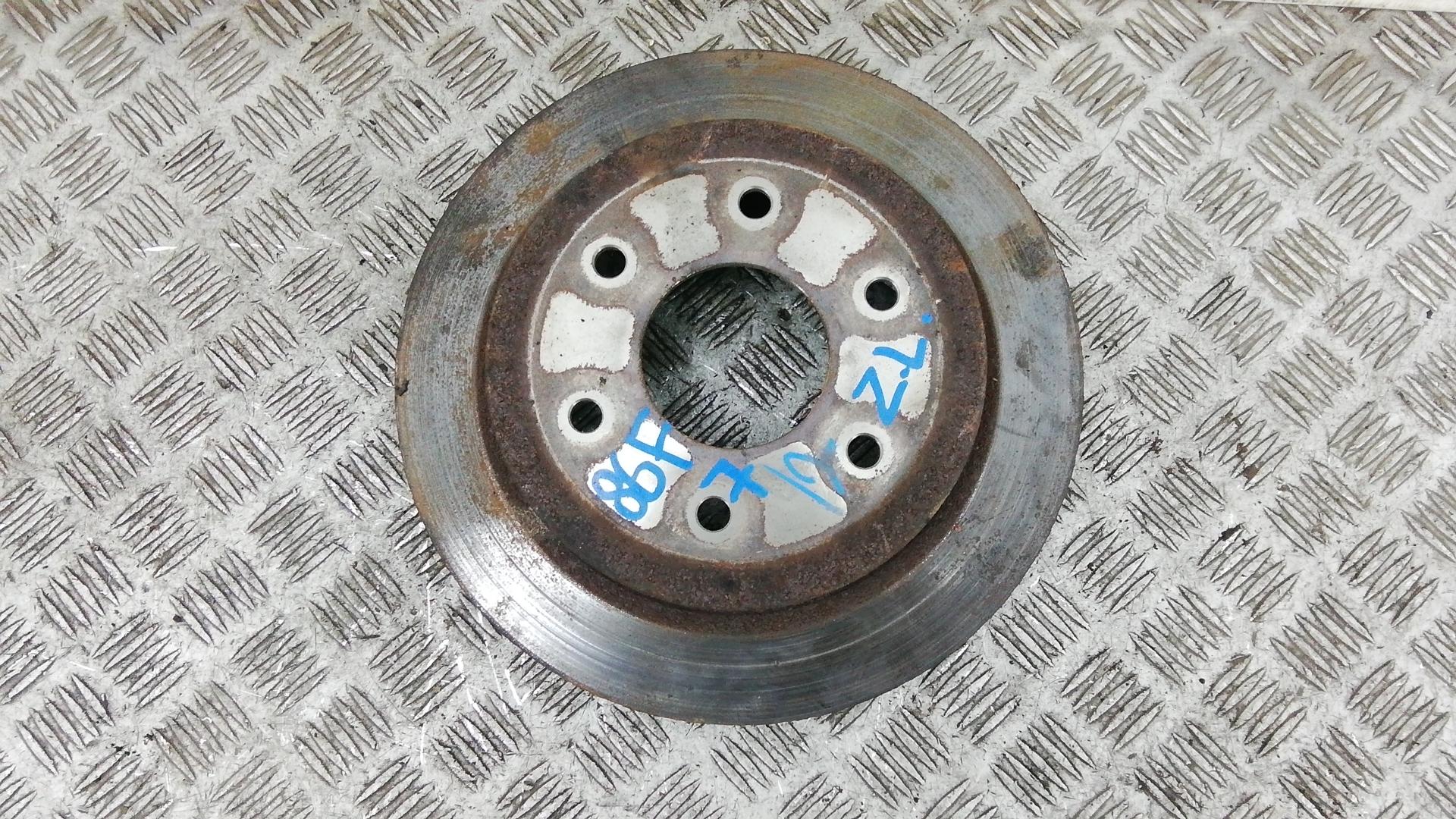 Диск тормозной задний, INFINITI, QX56 JA60, 2007