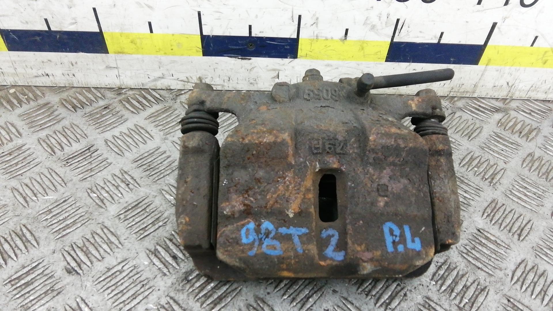 Суппорт тормозной передний левый, NISSAN, X-TRAIL T31, 2008