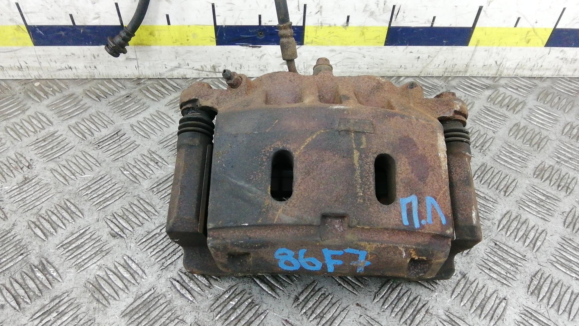 Суппорт тормозной передний левый, INFINITI, QX56 JA60, 2007