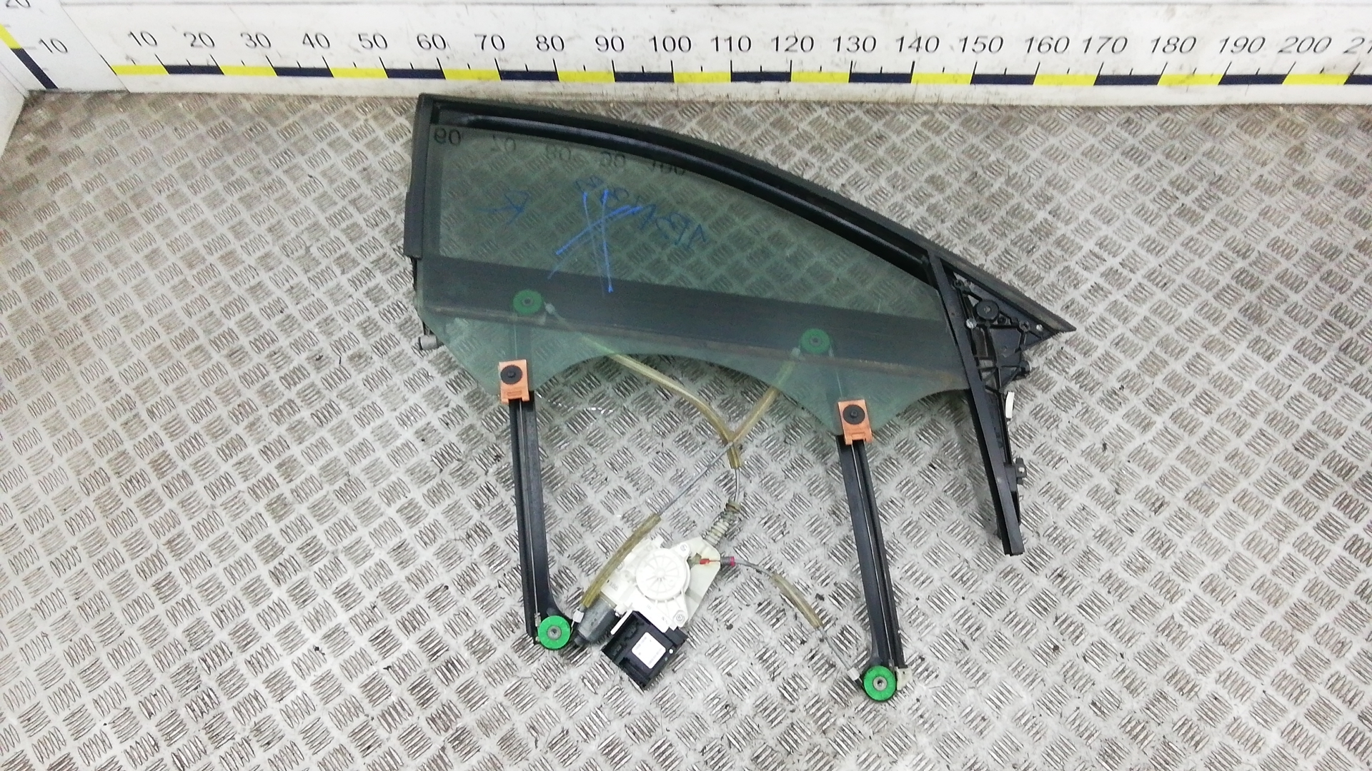 Стеклоподъемник передний правый, AUDI, A3 8P, 2006
