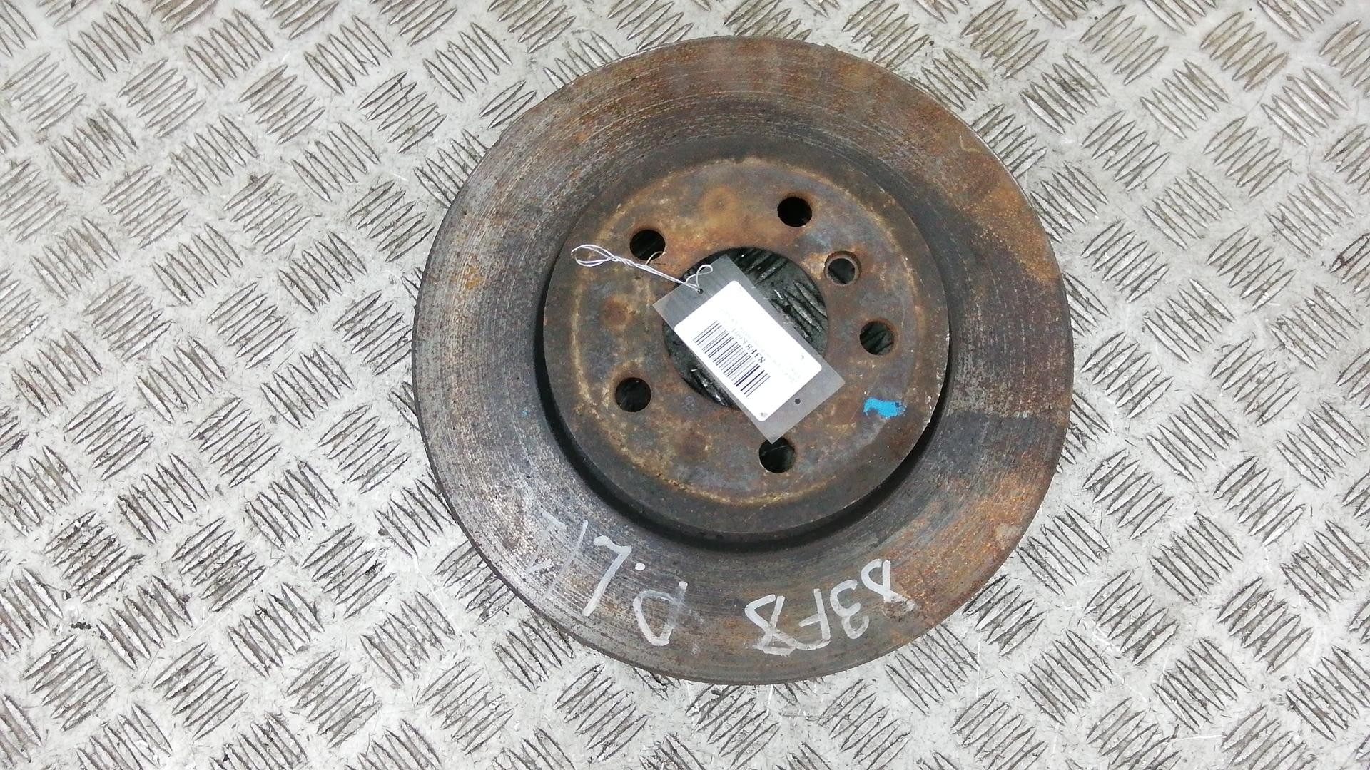 Диск тормозной передний, BMW, X3 E83, 2007