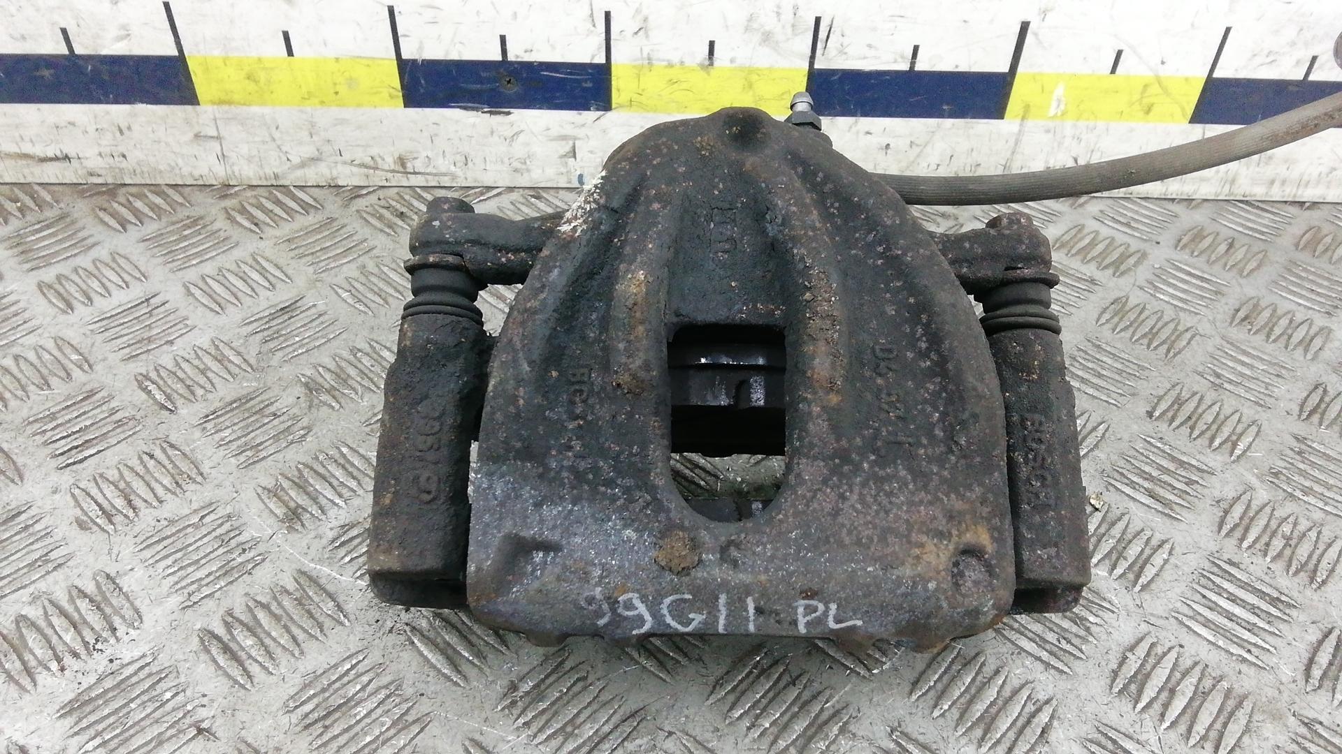Суппорт тормозной передний левый, TOYOTA, COROLLA VERSO 2, 2007