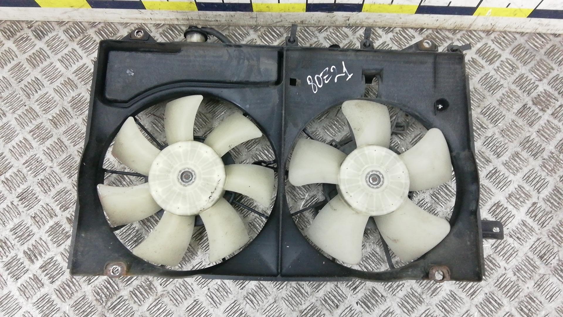 Вентилятор радиатора, TOYOTA, PRIUS XW20, 2005
