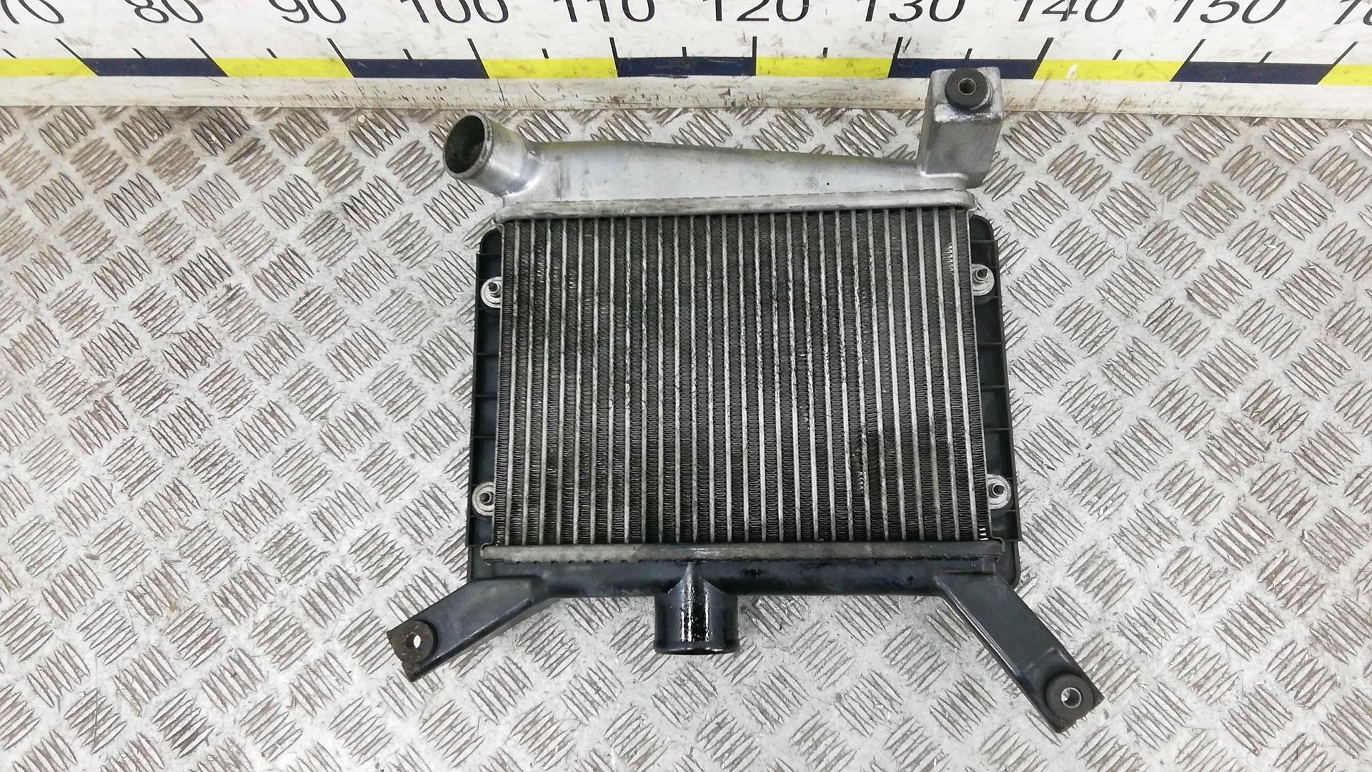 Радиатор интеркуллера, TOYOTA, RAV 4 ZCA2, 2002