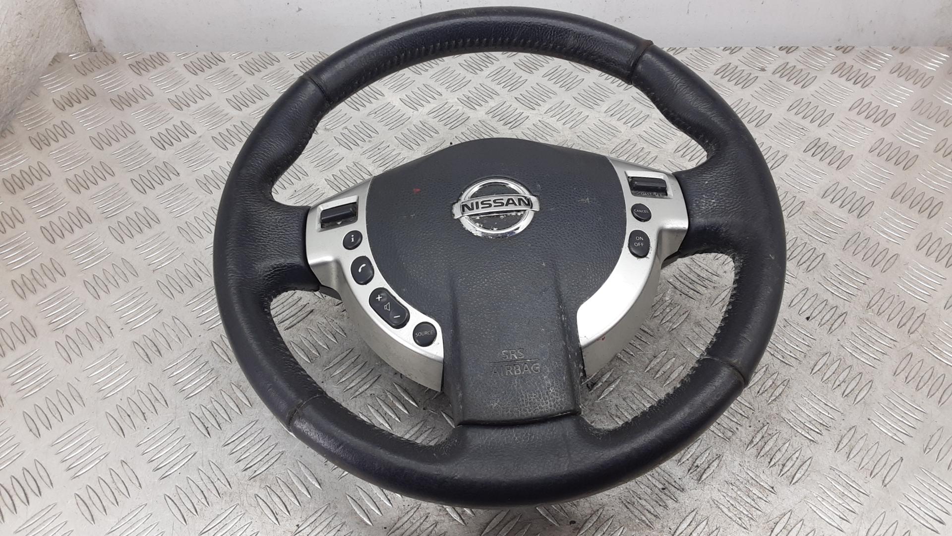 Рулевое колесо, NISSAN, QASHQAI J10, 2009