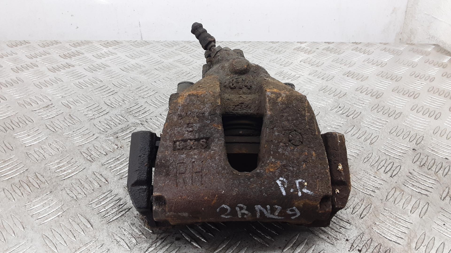 Суппорт тормозной передний правый, MAZDA, 3 1, 2005