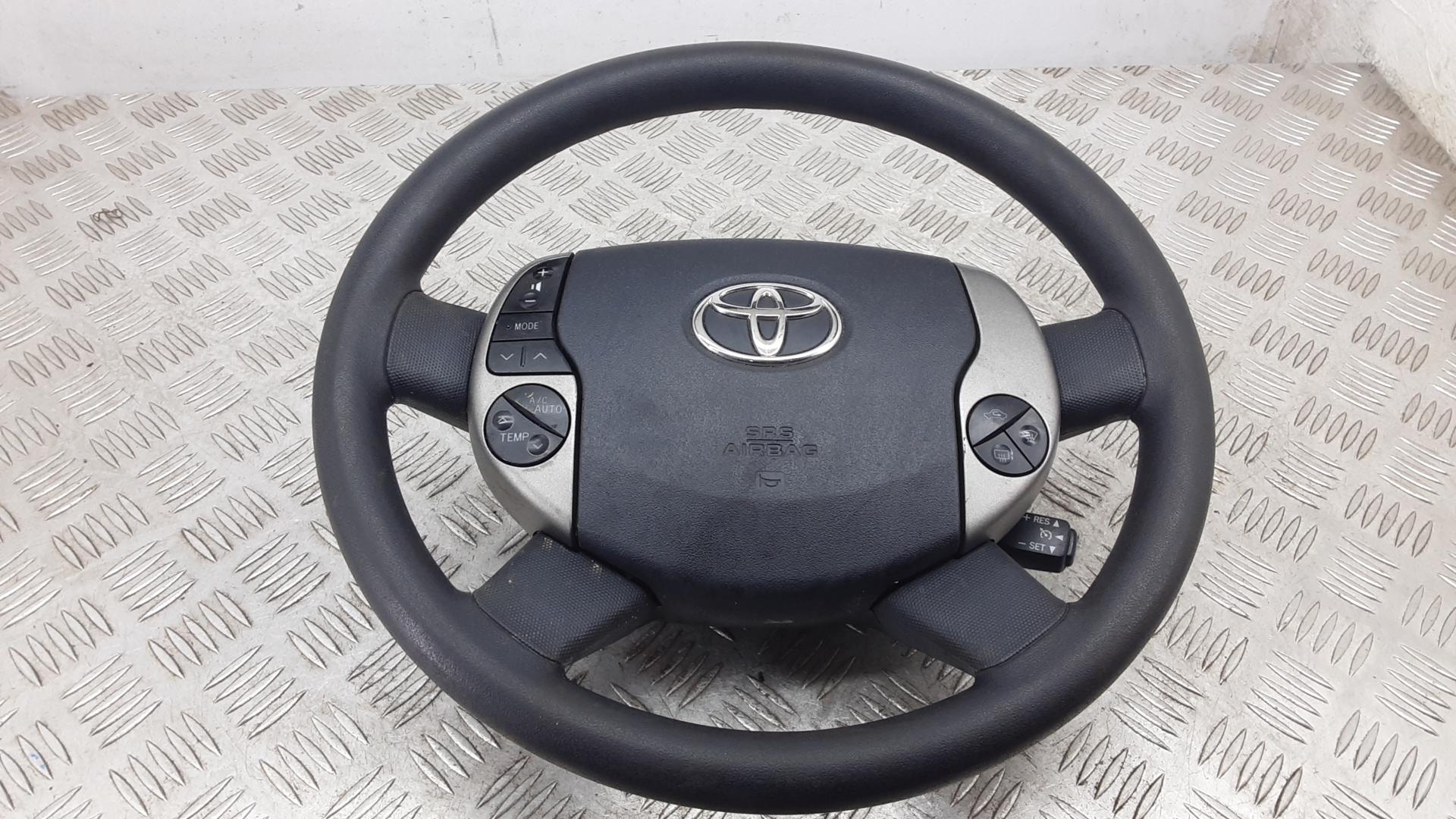 Рулевое колесо, TOYOTA, PRIUS XW20, 2005