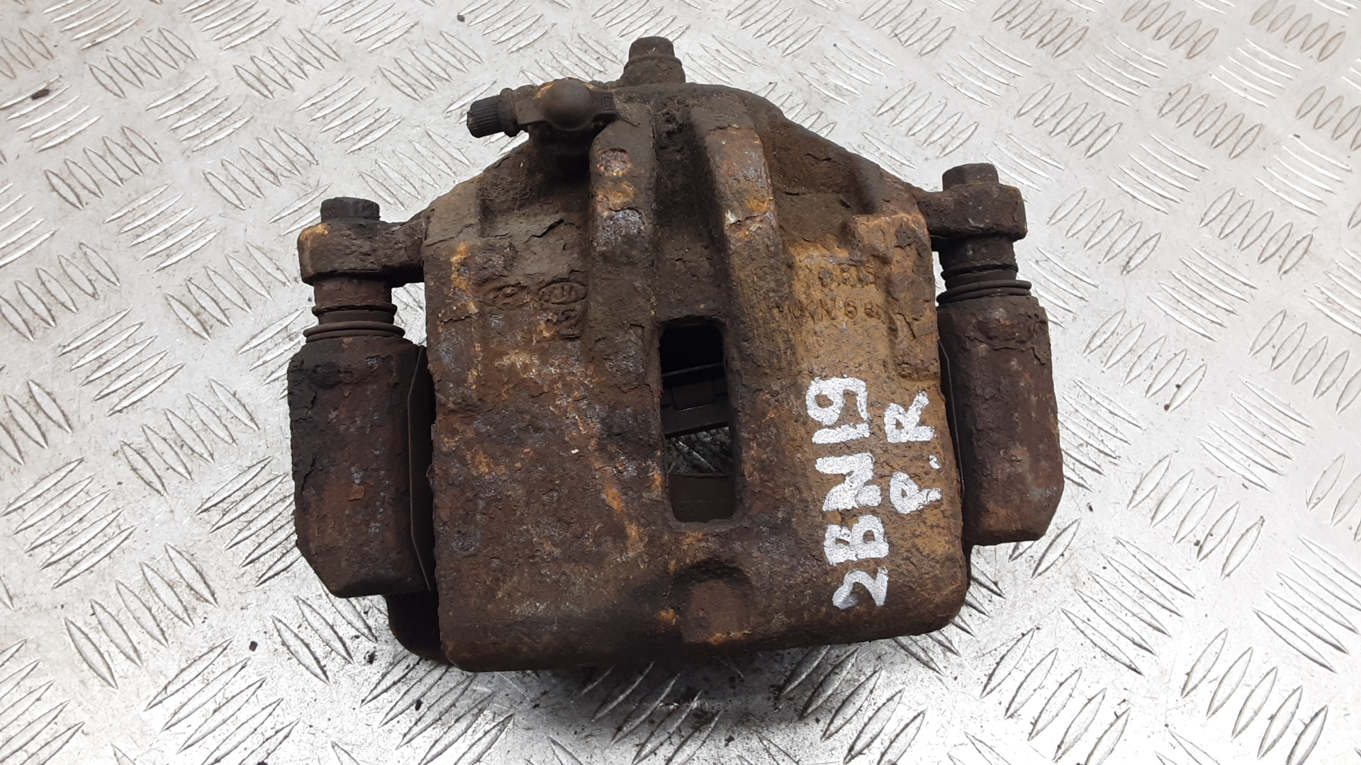 Суппорт тормозной передний правый, KIA, SPORTAGE 2, 2008