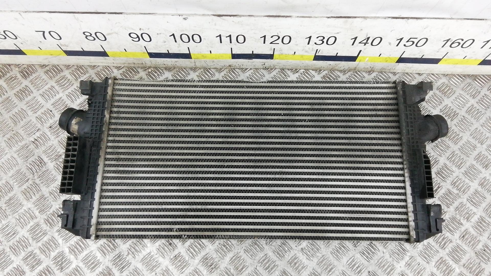 Радиатор интеркуллера, OPEL, ASTRA J, 2012
