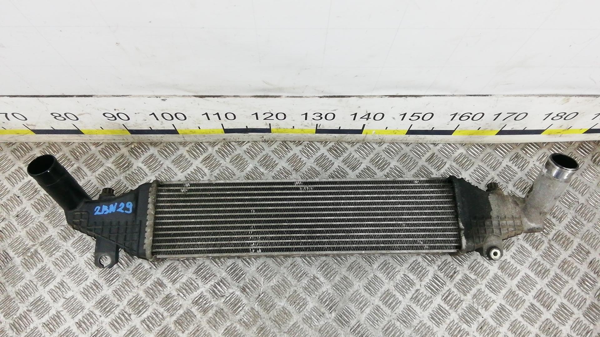 Радиатор интеркуллера, MAZDA, 3 1, 2005
