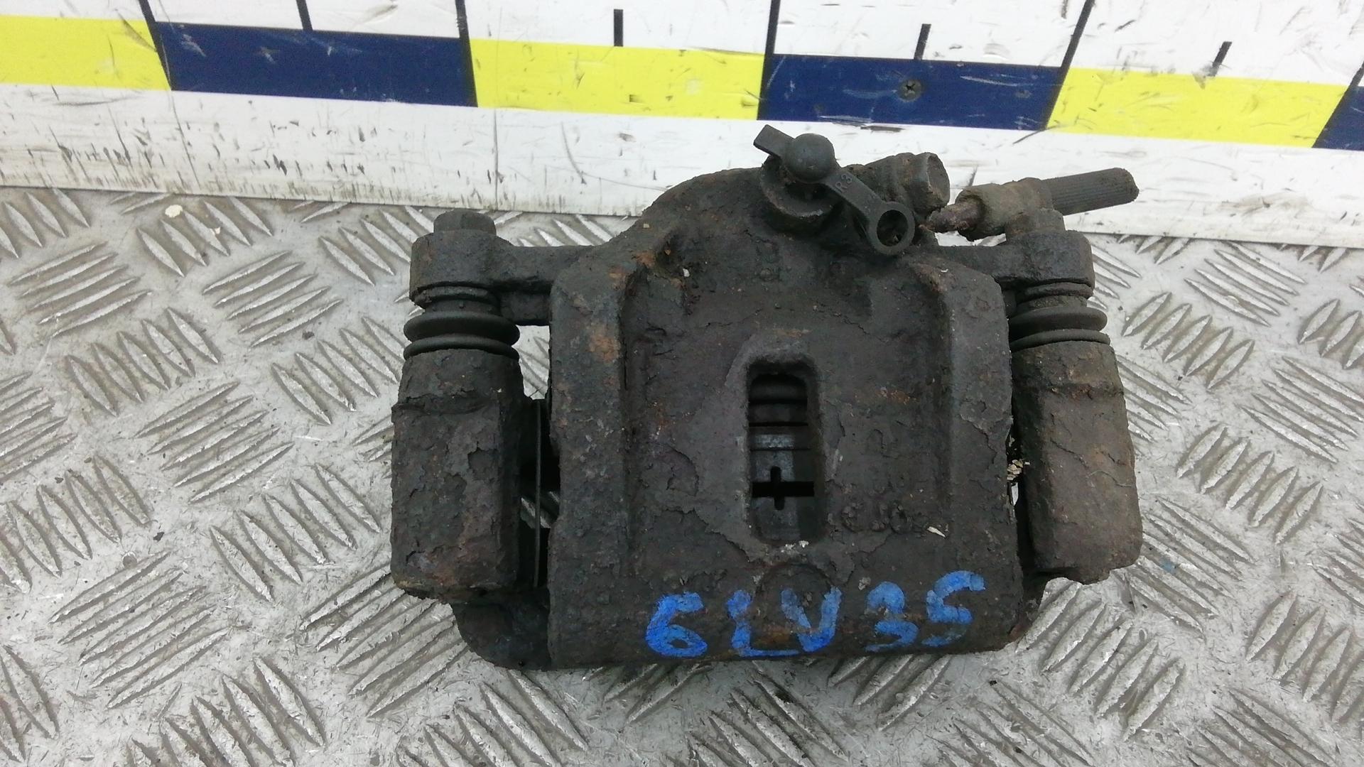 Суппорт тормозной задний правый, KIA, CARNIVAL 2, 2007