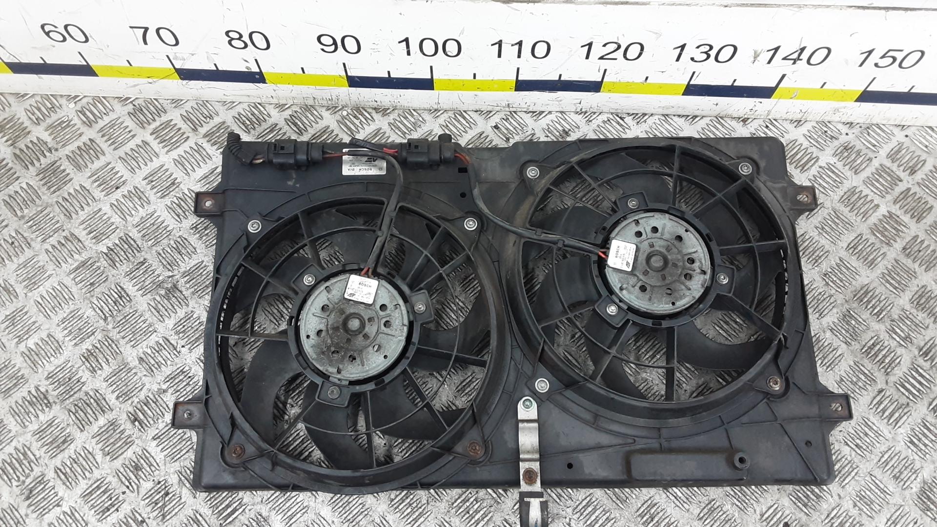 Вентилятор радиатора, FORD, GALAXY 2, 2003