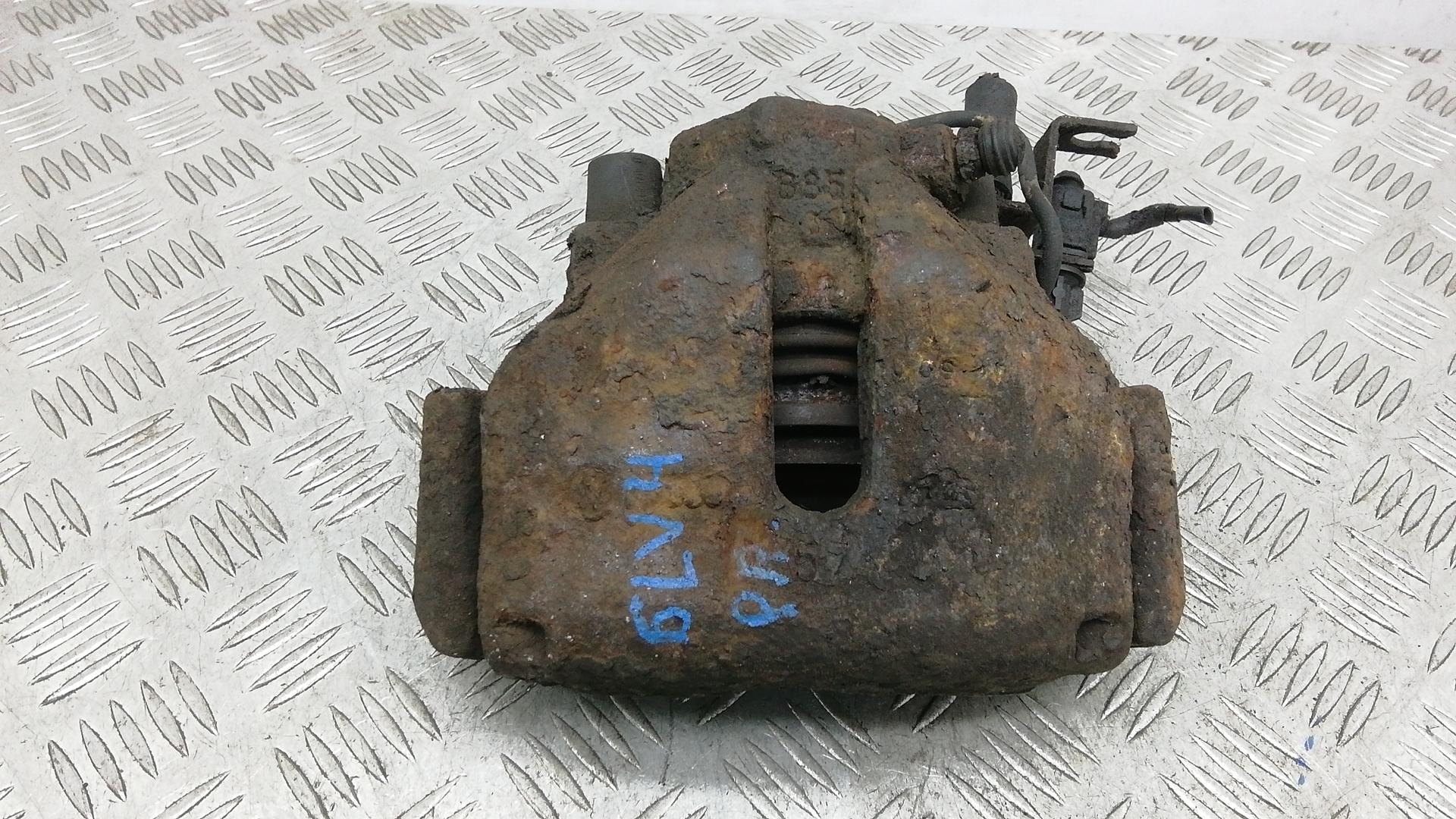 Суппорт тормозной передний правый, VOLKSWAGEN, PASSAT B5, 2001