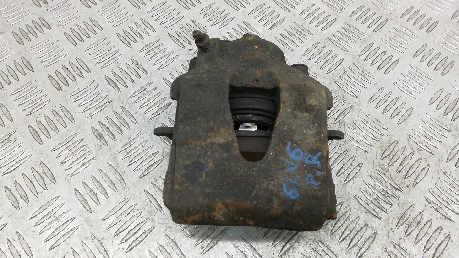 Суппорт тормозной передний правый, SKODA, OCTAVIA A4, 2002