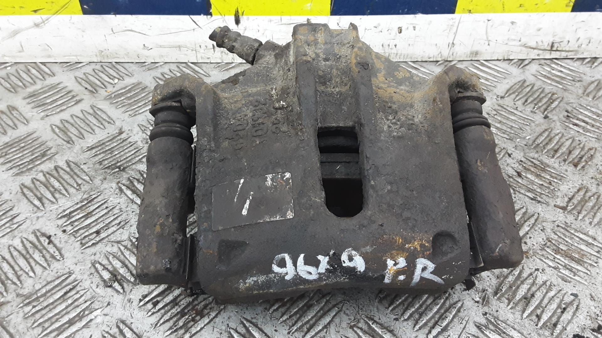 Суппорт тормозной передний правый, CITROEN, XSARA, 2004